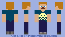 Space Invaders Minecraft Skin