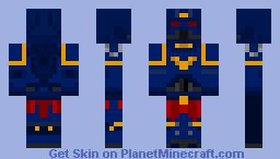 Space Marine - Warhammer 40,000 Minecraft Skin