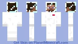 Space Steve Minecraft Skin