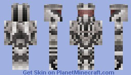 "Spartan-IV ""Recruit-PRIME"" Minecraft Skin"