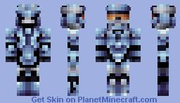 Spartan Warrior Armor Minecraft Skin