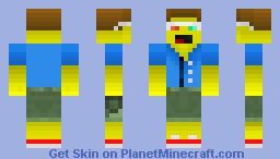 Sparxsteven Minecraft Skin