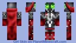 Spawn Minecraft Skin