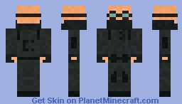 Special Ops (Cinica Corp) Minecraft Skin