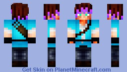 Cazarithian The First [I] Minecraft Skin