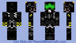 Splinter Cell N.2 Minecraft Skin
