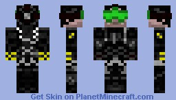 Splinter Cell Minecraft