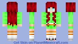Spring 'n Bunnies! Minecraft Skin