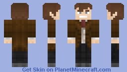Me in a fancy Suit :D ( 97 Subs Special !) Minecraft Skin