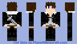 Squall Minecraft Skin
