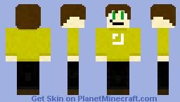 STAMSITE Minecraft Skin