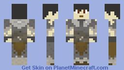 StarKiller Minecraft Skin