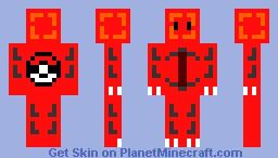 A thing *mathar98 creation* Minecraft Skin