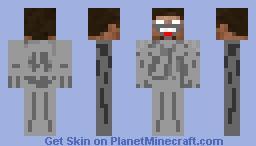 SteakBrine [Contest] [Please Diamond] Minecraft Skin