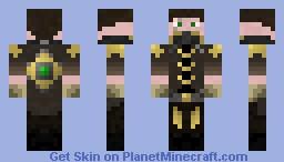 Steampunk Bandit  {Contest} Minecraft Skin