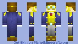 Airship Captain Minecraft Skin