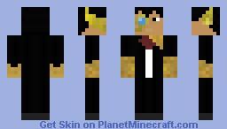 Steampunk Gamer Minecraft Skin
