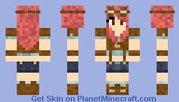Cute Steampunk Girl Minecraft