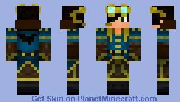 Steampunk Pilot Minecraft