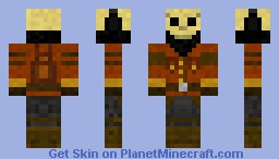 DJ Skully (Better in 3D) Minecraft