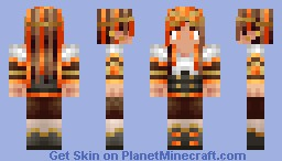 Steampunk Elf  (My skin)