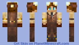 Steampunk [Request] Minecraft Skin