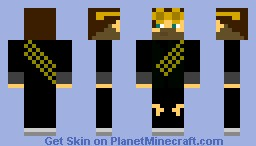 Steampunk Skin Made By Noahman3000 Minecraft Skin