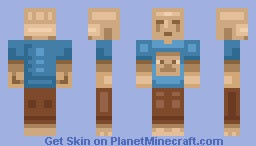 [Contest] Steve Carrier Minecraft Skin