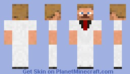 Chris Martin -Coldplay Minecraft Skin