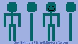 Sticman Minecraft Skin