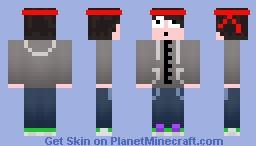 StrauberryJam Official Skin Minecraft Skin