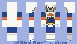 The Taskmaster Minecraft Skin