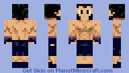Strongman Julio Minecraft Skin