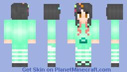 °ѕpαяklє° Vanellope  { Skin Series } Minecraft Skin
