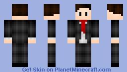 ♥Suit And Tie♥ Minecraft Skin