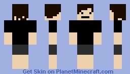 SuperBuza's Summer Skin Minecraft Skin