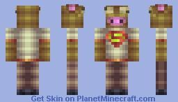 Super Derp Cow [Need Feedback] Minecraft Skin