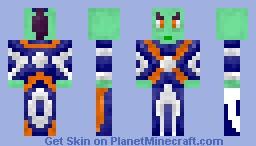 Super-Hero Minecraft Skin