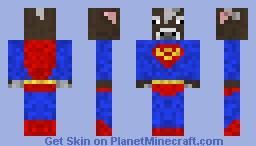 Supercow! Minecraft Skin