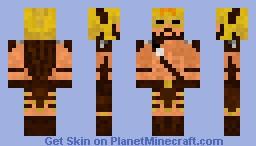 Surtur - Amon Amarth version - (Norse Mythology) Minecraft Skin