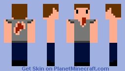 Survivor elf Minecraft Skin