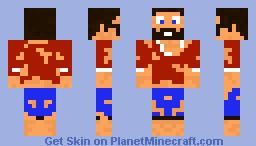 Survivor Minecraft Skin
