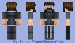 Haro Thor - Skin Battle vs. TheSpaceToaster Minecraft Skin