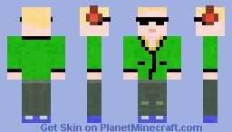 Swag Minecraft Skin