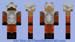 Swiss Pikeman (Contest) Minecraft Skin