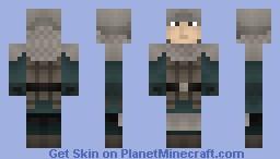 Swordsman Minecraft Skin