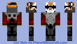 Tiger Minecraft Skin