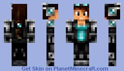 Gingevere Minecraft Skin