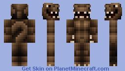 T-Rex Minecraft Skin