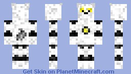 Flash The Dog Minecraft Skin